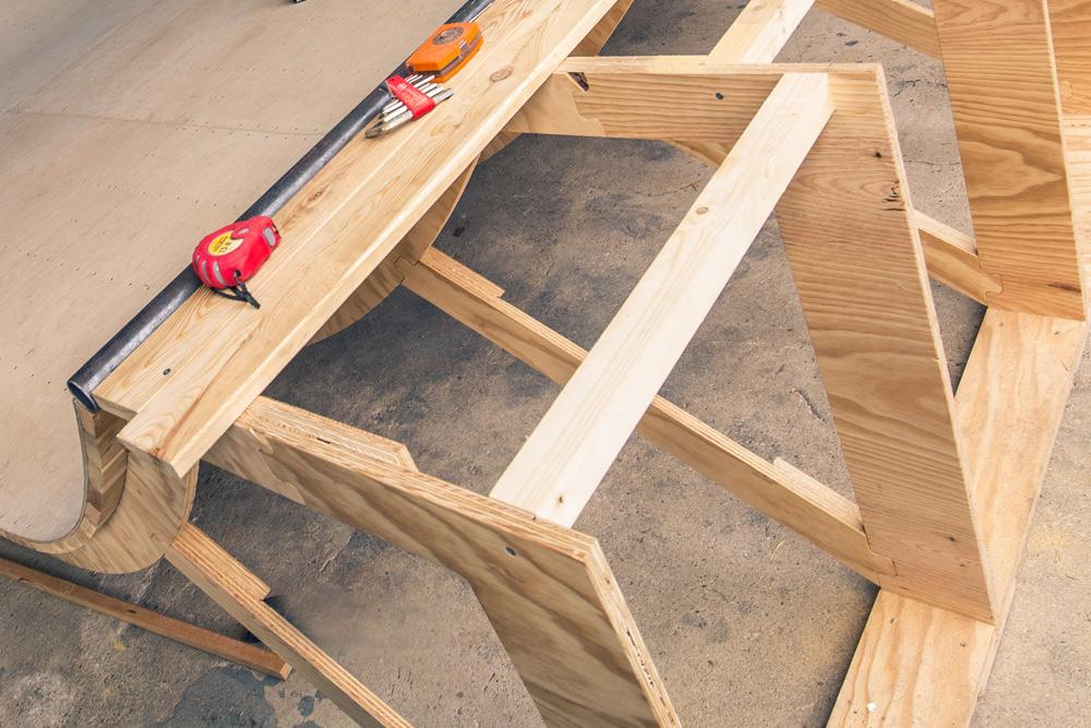Skateboard Rampe Diy Pro Miniramp M Ramps